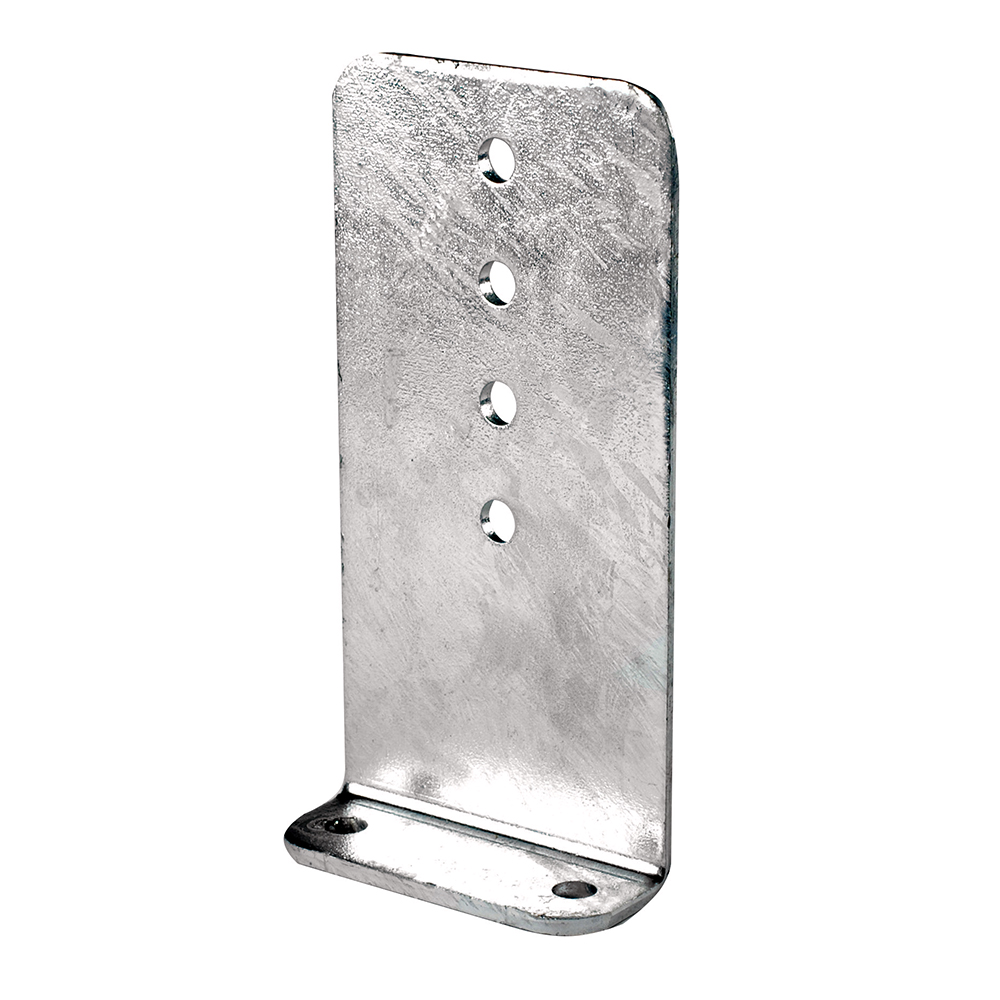 "C.E. Smith Vertical 90° Bunk Bracket - 5"" x 10"" - Aluminum"