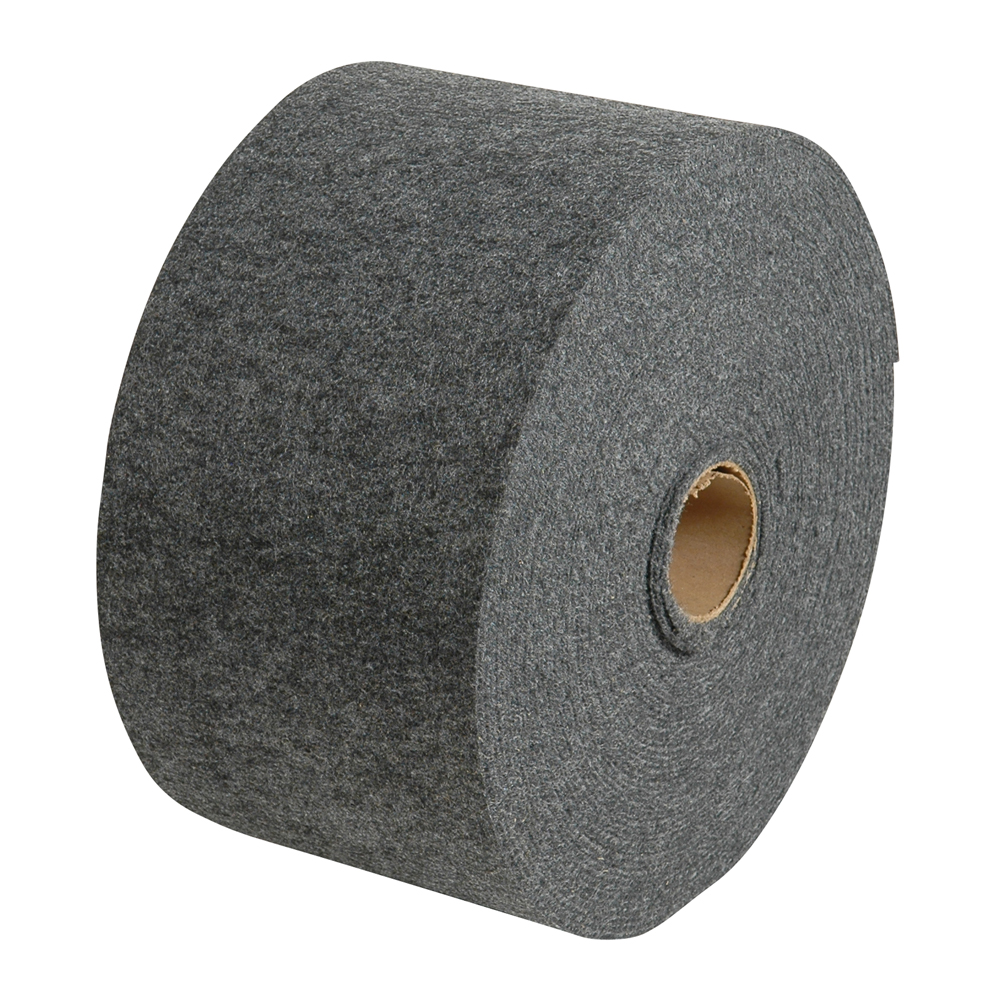 "C.E. Smith Carpet Roll - Grey - 11""W x 12'L"