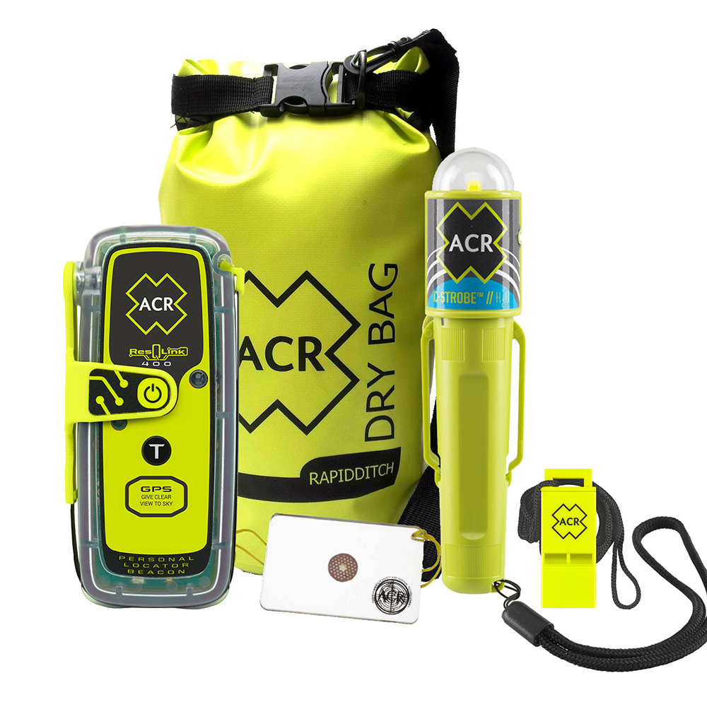 ACR PLB ResQLink™ 400 Survival Kit