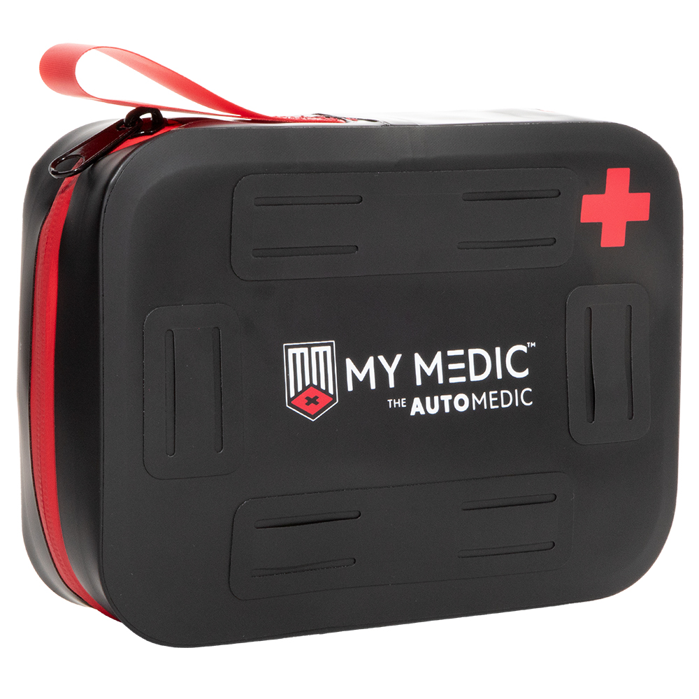 MyMedic Auto Medic Stormproof First Aid Kit - Black