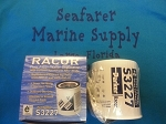 Racor S3227 10 Micron Fuel Filter / Water Seperator