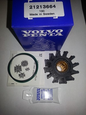 Volvo Penta 21213664 OEM Impeller Kit
